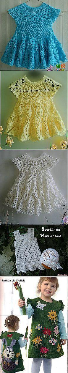 El hacer punto para los niños  | <br/>    Crochet