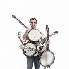 Lluís Gómez  Reconocido a nivel nacional e internacional su faceta de interprete, Lluís Gómez es uno de los grandes conocedores de la música bluegrass en nuestro país  #lluisgomez #banjo #guitar