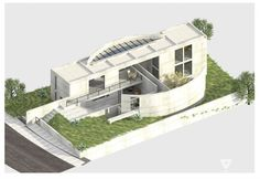 TADAO ANDO - Iwasa House – CAD Design | Free CAD Blocks,Drawings,Details