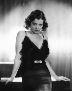 wehadfacesthen: Sylvia Sidney, 1931
