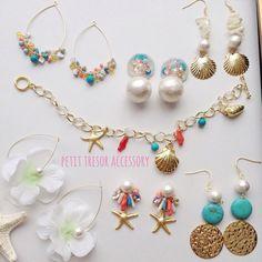 Fun assortment of earrings
