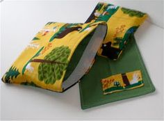 An Updated Tutorial: Making Your Own Beeswax Cloth for Reusable Sandwich Bags