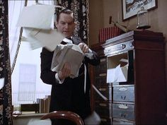Holmes' filing system