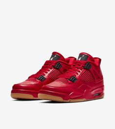 90e83f14669d Explore and buy the Women s Air Jordan 4  Fire Red   Black . Stay a step  ahead of the latest sneaker launches and drops.