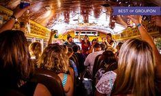 Groupon - Music City Rollin' Jamboree Tour for Two or Four (Up to 47% Off)  in The Music City Rollin' Jamboree. Groupon deal price: $39