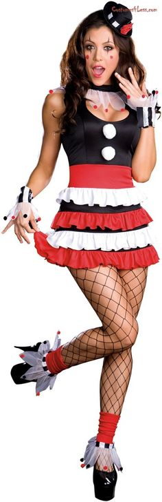 Sexy Cirque Adult Costume at Costumes4Less.com