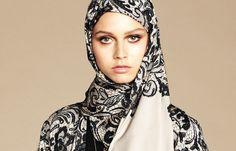 Mode: Dolce & Gabbana lance sa ligne de hijabs et abayas