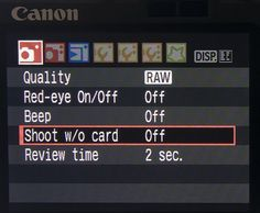 49 good Canon DSLR tips and tricks