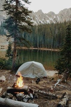 Explore national parks and state parks Camping And Hiking, Camping Life, Camping Hacks, Camping Ideas, Bushcraft Camping, Camping Stuff, Family Camping, Travel Hacks, Camping Images