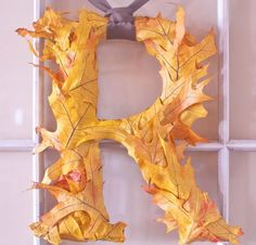 26 DIY Ways to Use Fall Leaves via Brit + Co