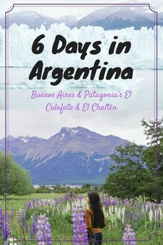 6 Days in Argentina | Buenos Aires | Patagonia