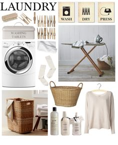 """Laundry"" by summersun27 on Polyvore"