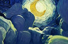 art is to console those who are broken by life - neillblomkamp: Loving Vincent Directed by. Aesthetic Painting, Aesthetic Art, Vincent Van Gogh, Painting Videos, Painting Gif, Van Gogh Art, Different Art Styles, Old Anime, Digital Art Girl