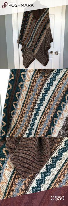 I just added this listing on Poshmark: Turtleneck poncho. Poncho Sweater, Plus Fashion, Fashion Tips, Fashion Trends, Size 00, Turtleneck, Sweaters For Women, Outfits, Shopping