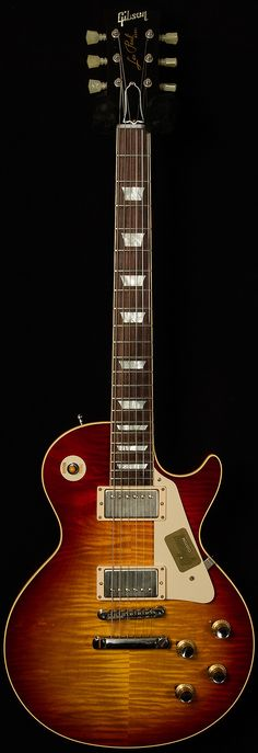 Gibson Custom Shop Standard Historic 1960 Les Paul VOS