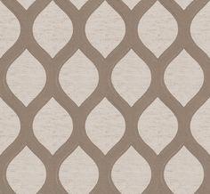 New Curtains Geometric/Latticework Pattern by TheodoraStudio