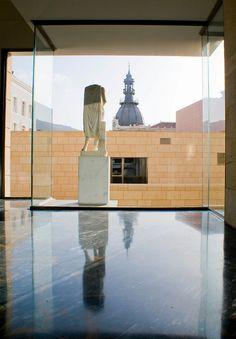 Museo-Teatro Romano de Cartagena. Rafael Moneo Architect. Felicidades!!