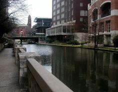 Riverwalk - San Antonio - 2002.
