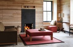 ANTA design and manufacture luxury interior textiles, stoneware and fashion gifts Made in Scotland. Ash Flooring, Solid Wood Flooring, Hardwood Floors, Flooring Ideas, Ceiling Cladding, Timber Cladding, Piece A Vivre, Upholstered Furniture