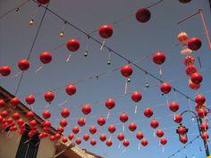 Malacca Lanterns