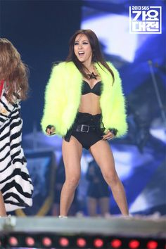 THE BADDEST FEMALE with CL of 2NE1 <3