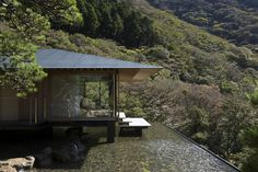 Water / Stone | Architecture | Kengo Kuma and Associates