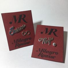 Personalized earrings! Put your name on a mini earring!!