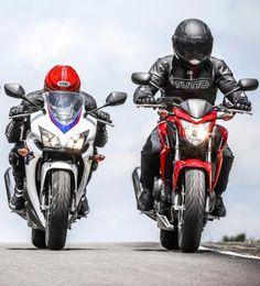 clube 299: Recall Honda CB 500 F e CBR 500 R