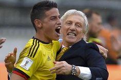 Colombia cobró una vieja deuda, tras vencer 2-0 a Venezuela
