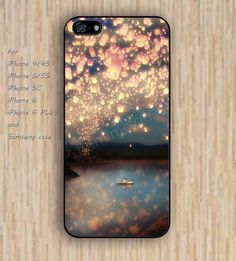 iPhone 5s 6 case watercolor lanterns dream catcher colorful phone case iphone case,ipod case,samsung galaxy case available plastic rubber case waterproof B586