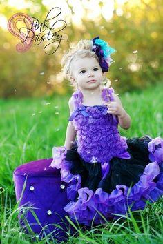 adorable petite princesse