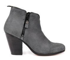 Rag and Bone Margot Nubuck Ankle Boots