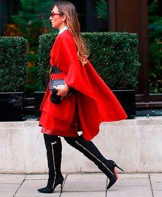 Lalá Noleto - Street Style Londres #csinfashionweek