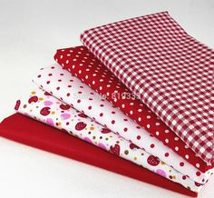 Cheap Fabric, Buy Directly from China Suppliers:Material:100% cottonPacking:Mix of 5pieces of different designs fabric collection as picture shownDime