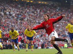 Ruud Van Nistelrooy, Arsenal, Soccer, Football, Sports, Hs Sports, Futbol, Futbol, European Football