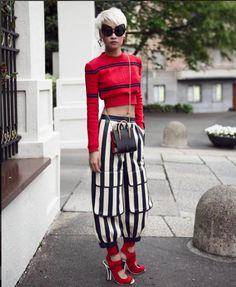 Buongiorno 🖑 Waiting for our car ride 🚗 boys inspired today. 👕👖👢 👛 (at Principe di Savoia) Grunge Fashion, Love Fashion, Vintage Fashion, Womens Fashion, Fashion Design, Fashion Trends, Street Fashion, Trendy Fashion, Fashion Inspiration