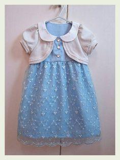 できたー!Mahoe Anelaさんで3歳女児の結婚式服 - NaMiのハンドメイド成長記