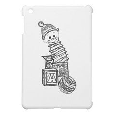 Crazy Jack iPad Mini Case