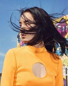@voguechinamagazine  #Model : @lupingwong  #Photographer : #ElaineConstantine  #Cover #Magazine #Fashion #Designer #Photoshoot #InstaFashion #ootd #Zackylicious by abbyzacky