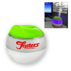 SMALL, PORTABLE AND POWERED BY USB MAKES IT PERFECT FOR HOME, OFFICE OR TRAVEL  VAPORIZES A LARGE AMOUNT OF WATER MIST INSTANTLY WHEN PLUGGE...