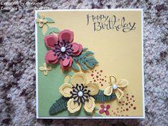 Stamp set: Sassy Salutations, Botanical Blooms