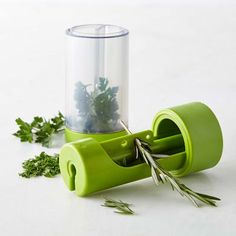 Microplane Herb Mill from Williams-Sonoma $19.95