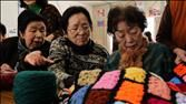 After the Disaster, Knitting Together New Friends  A year after a tsunami destroyed their communities, a group of elderly Japanese women have found a simple way to cope with the past and face an uncertain future - with knitting needles and balls of yarn. WSJ's Yumiko Ono reports from Shichigahama.