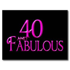=>Sale on          	40 and Fabulous Post Cards           	40 and Fabulous Post Cards we are given they also recommend where is the best to buyDiscount Deals          	40 and Fabulous Post Cards Online Secure Check out Quick and Easy...Cleck Hot Deals >>> http://www.zazzle.com/40_and_fabulous_post_cards-239222983473303926?rf=238627982471231924&zbar=1&tc=terrest