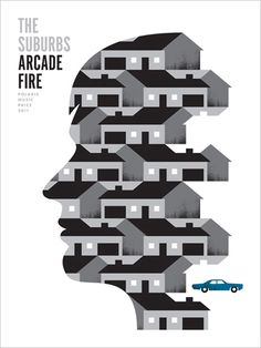 Arcade Fire album poster
