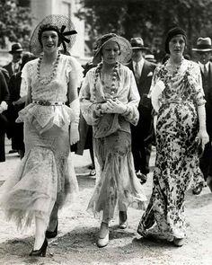 Kentucky Derby Fashions: 1930 | DerbyMe.com