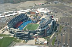 Gillette Stadium, Foxborough, Massachusetts - Google Search