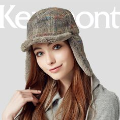 Kenmont Winter Warm Unisex Women Men Earflap Faux Fur Ski Hat Aviator Bomber Russia Cap Chic Warm Hats 2301 #Affiliate