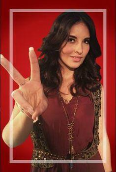 Accesorios Jenny Rabell en el programa de TV La Voz de México. Compra  accesorios Jenny