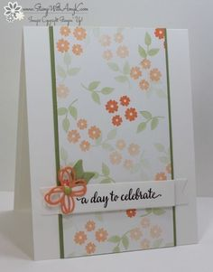Stampin' Up! So In Love for the Happy Inkin' Thursday Blog Hop – Stamp With Amy K